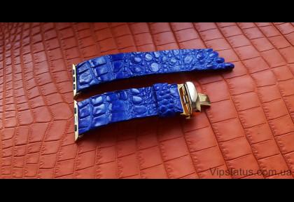 Лакшери ремешок для часов Cartier кожа крокодила изображение