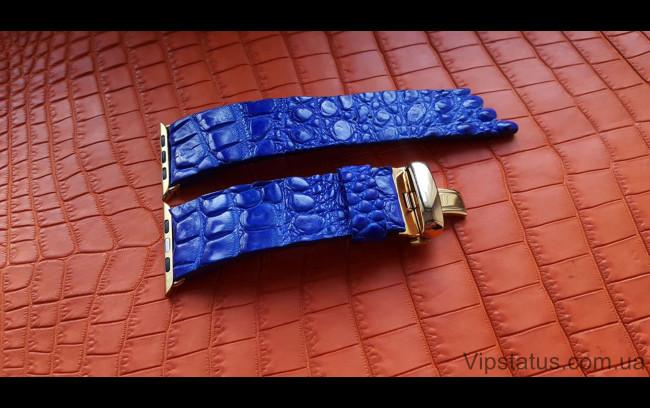 Elite Лакшери ремешок для часов Cartier кожа крокодила Luxury Crocodile Strap for Cartier watches image 1