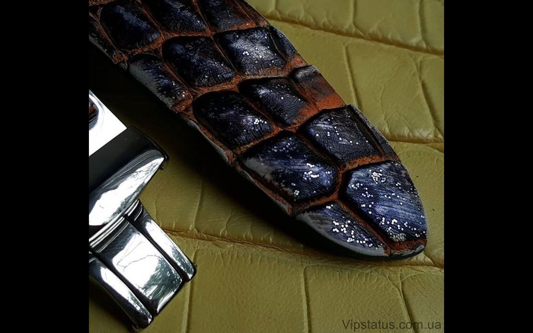 Elite Экзотический ремешок для часов Chopard кожа крокодила Exotic Crocodile Strap for Chopard watches image 3