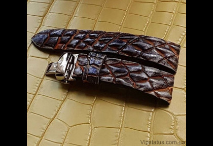 Exotic Crocodile Strap for Chopard watches image