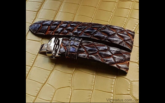 Elite Экзотический ремешок для часов Chopard кожа крокодила Exotic Crocodile Strap for Chopard watches image 1