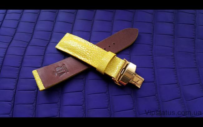 Elite Franck Muller Люксовый ремешок кожа ската Franck Muller Luxury Stingray Leather Strap image 1