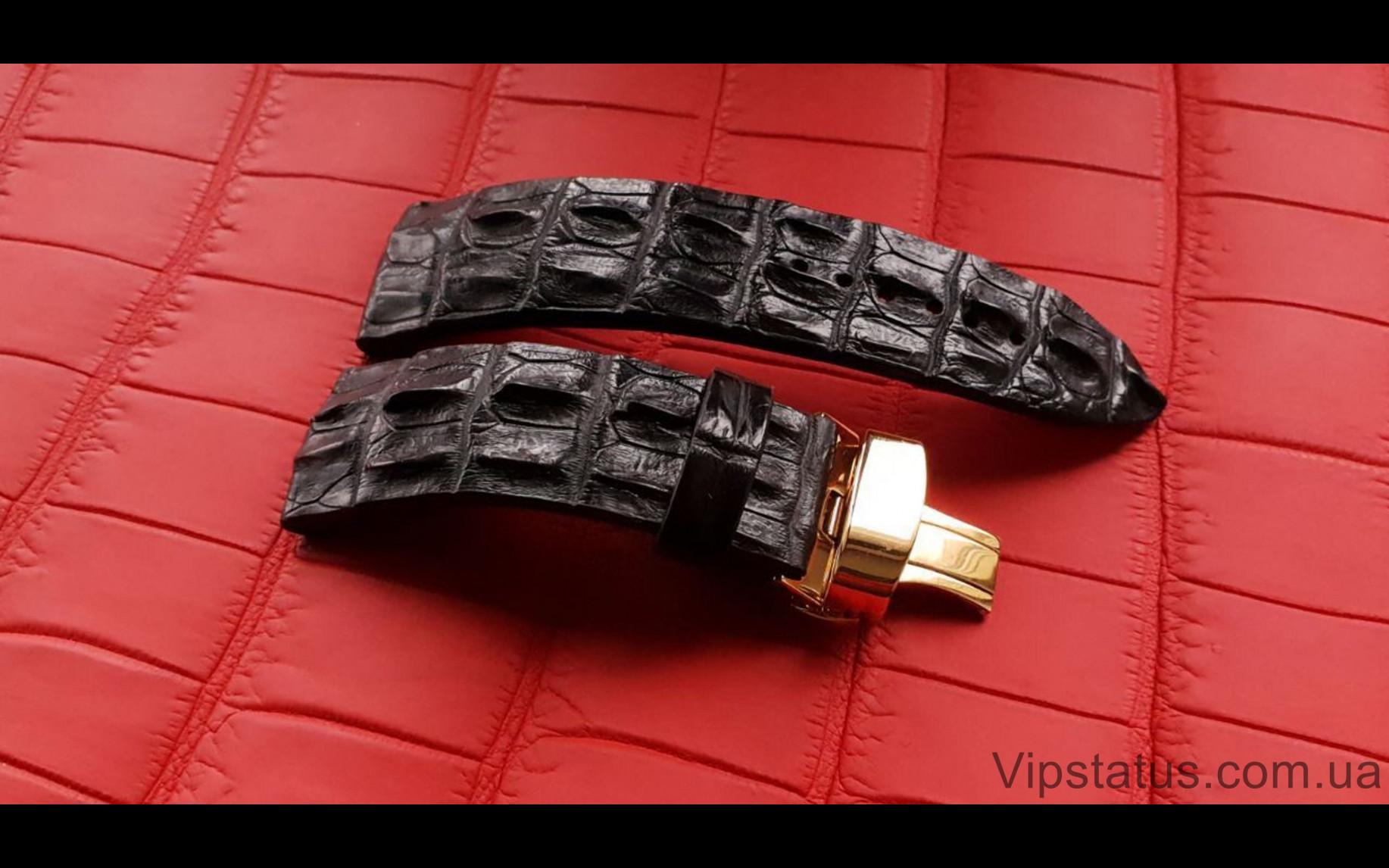Elite Элитный ремешок для часов Girard-Perregaux кожа крокодила Elite Crocodile Strap for Girard-Perregaux watches image 1