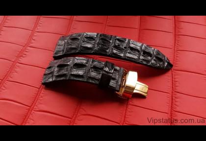Элитный ремешок для часов Girard-Perregaux кожа крокодила изображение