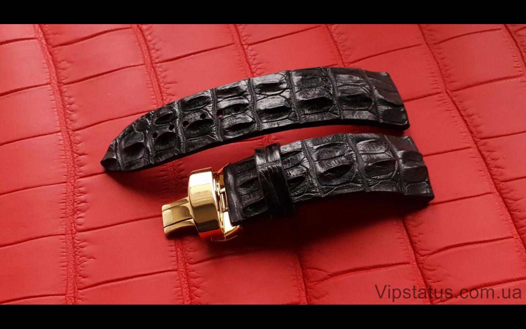 Elite Элитный ремешок для часов Girard-Perregaux кожа крокодила Elite Crocodile Strap for Girard-Perregaux watches image 2