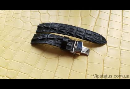 Эксклюзивный ремешок для часов Hublot кожа крокодила изображение