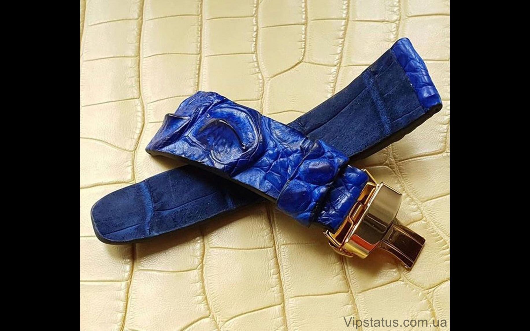 Elite Брутальный ремешок для часов IWC кожа крокодила Brutal Crocodile Strap for IWC watches image 3