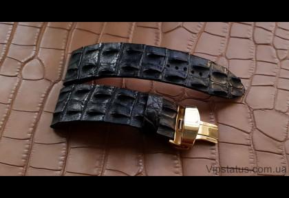 Эксклюзивный ремешок для часов Maurice Lacroix кожа крокодила изображение