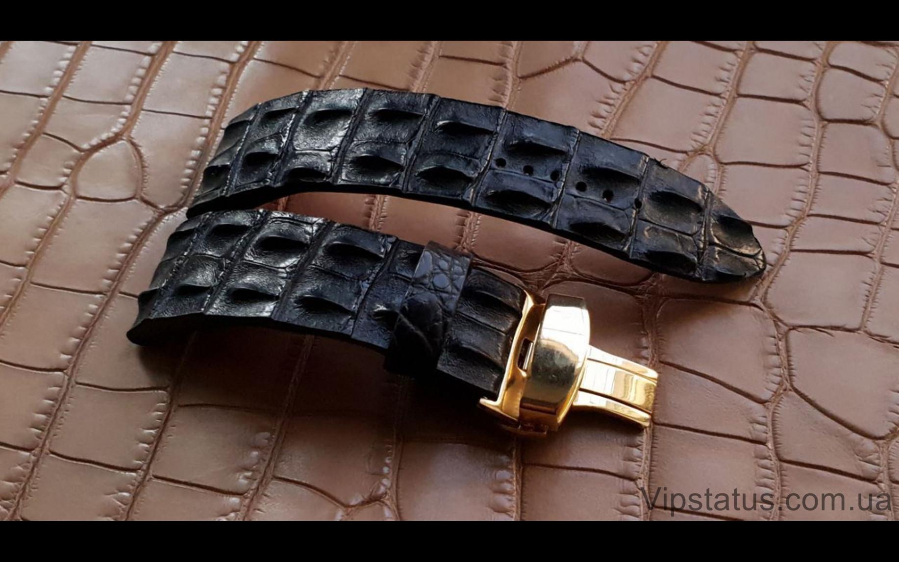 Elite Maurice Lacroix Эксклюзивный ремешок кожа крокодила Maurice Lacroix Exclusive Crocodile Strap image 3