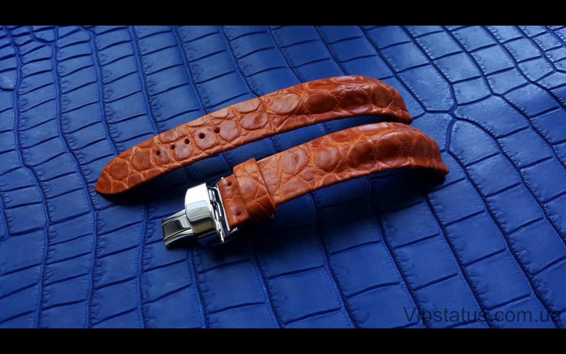 Элитный Вип ремешок для часов Patek Philippe кожа крокодила Вип ремешок для часов Patek Philippe из кожи крокодила изображение 1