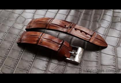 Эксклюзивный ремешок для часов Raymond Weil кожа крокодила изображение