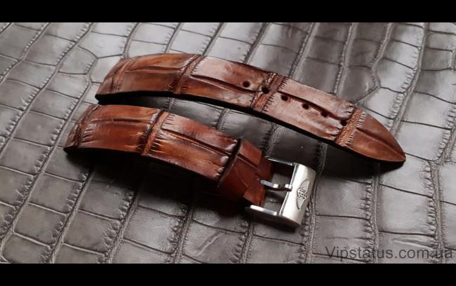 Elite Эксклюзивный ремешок для часов Raymond Weil кожа крокодила Exclusive Crocodile Strap for Raymond Weil watches image 1
