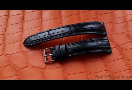 Элитный ремешок для часов Rolex кожа крокодила изображение