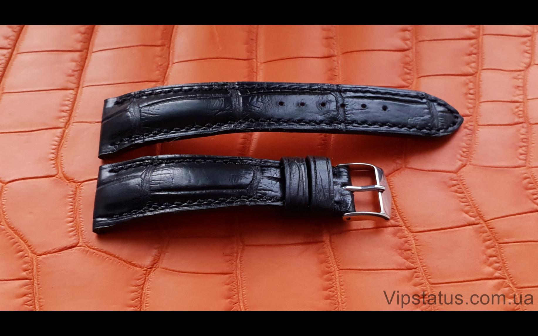 Elite Элитный ремешок для часов Rolex кожа крокодила Elite Crocodile Strap for Rolex watches image 2