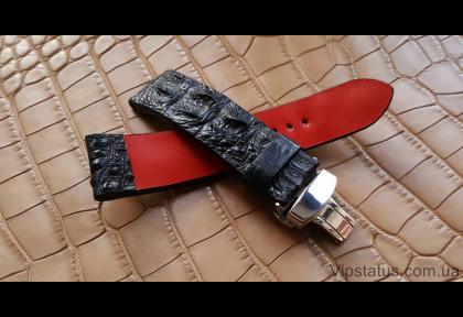 Элитный ремешок для часов Tissot кожа крокодила изображение