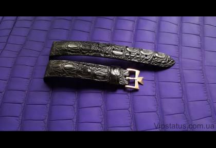 Премиум ремешок для часов Vacheron Constantin кожа крокодила изображение