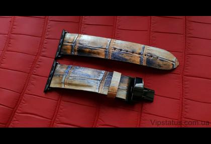 Люксовый ремешок для часов Zenith кожа крокодила изображение