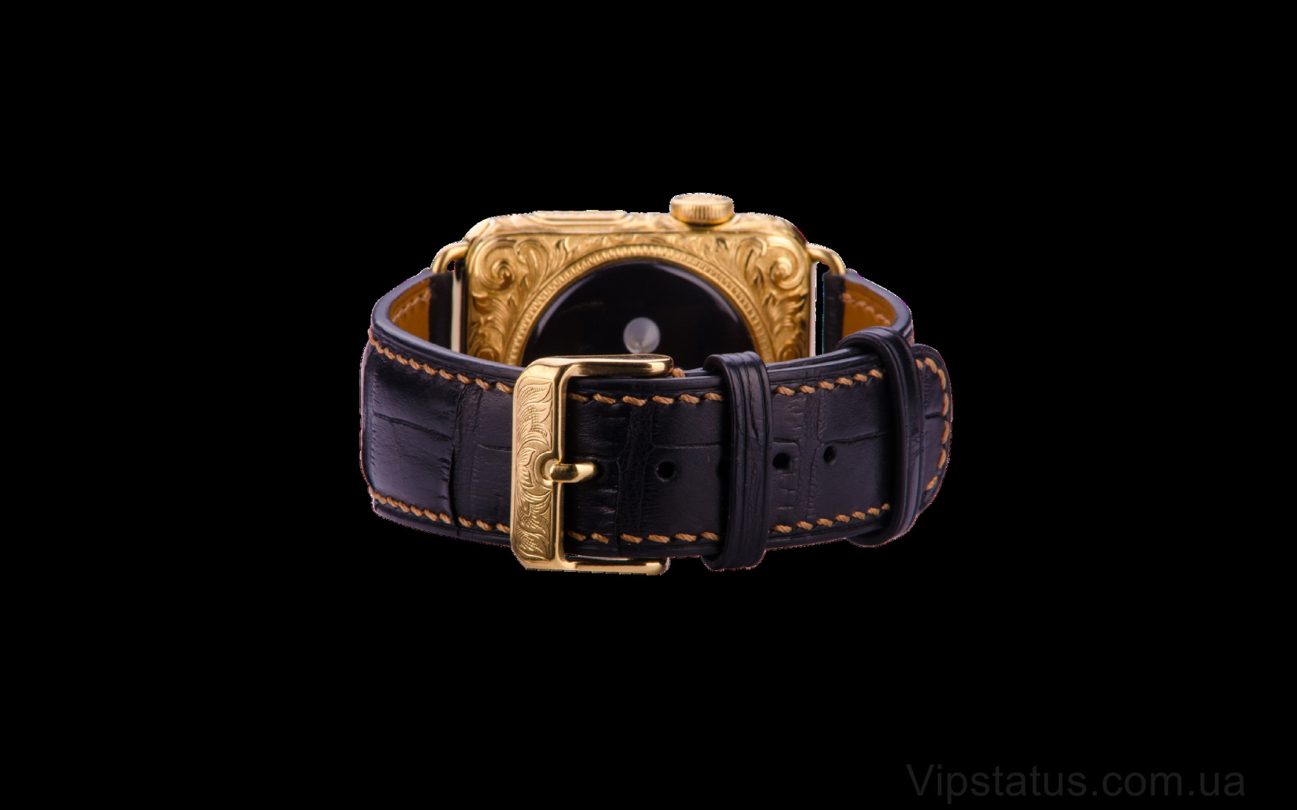 Элитный Black Crocodile Strap Black Crocodile Strap изображение 1