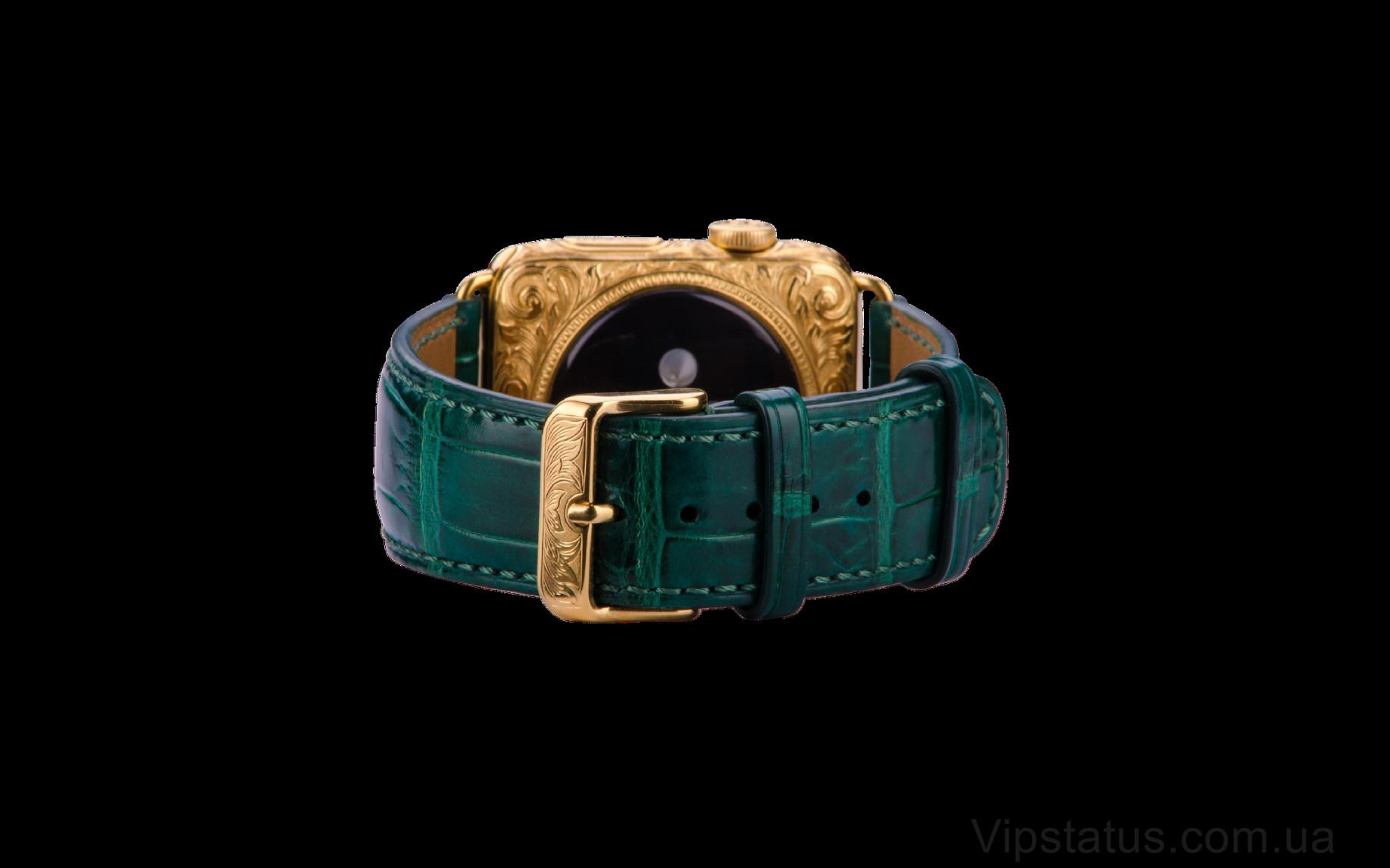 Elite Emerald Crocodile Strap Emerald Crocodile Strap image 1