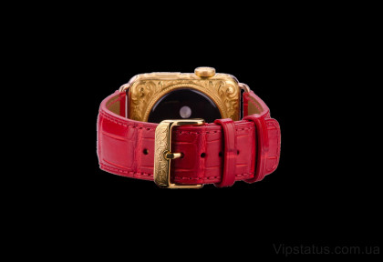 Strawberry Crocodile Strap image