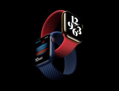 В компании Vipstatus открыт предзаказ на эксклюзивные Apple Watch Series 6