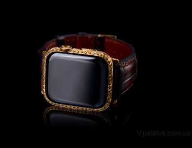 Gold Aristocrate Apple Watch 6