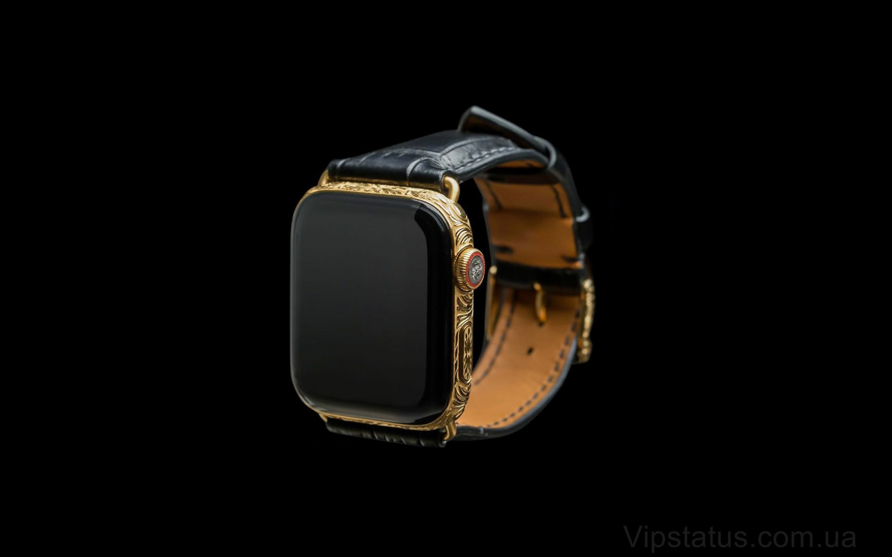Elite Black Eagle Apple Watch 5 Sapphire Black Eagle Apple Watch 5 Sapphire image 1