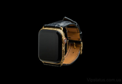 Black Eagle Apple Watch 5 Sapphire image