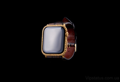 Gold Aristocrate Apple Watch 7 image