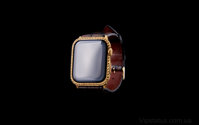 Elite Gold Aristocrate Apple Watch 6 Gold Aristocrate Apple Watch 6 image 1