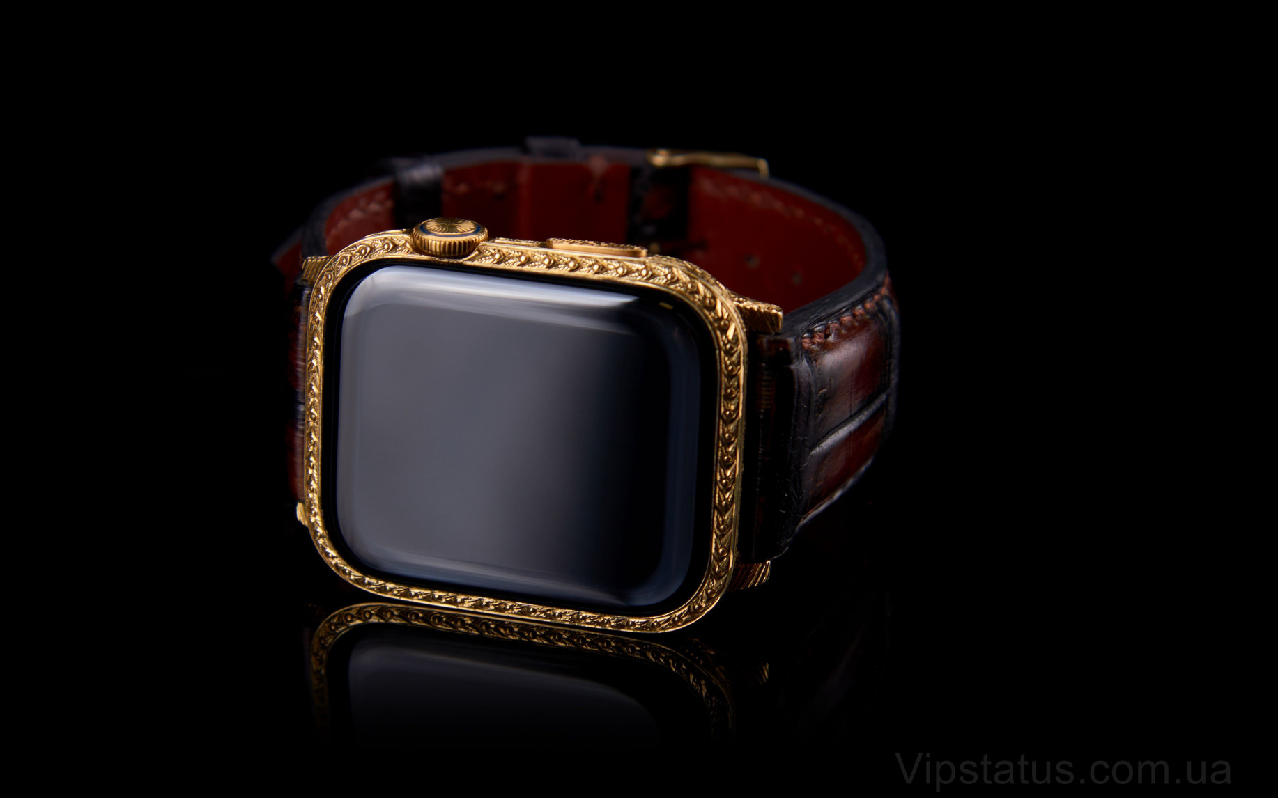 Elite Gold Aristocrate Apple Watch 6 Gold Aristocrate Apple Watch 6 image 2