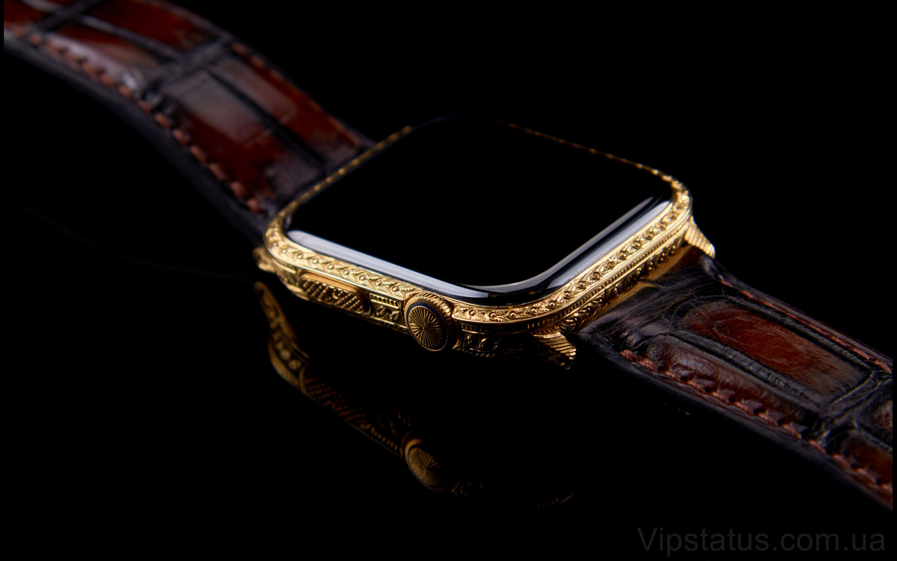 Elite Gold Aristocrate Apple Watch 6 Gold Aristocrate Apple Watch 6 image 3