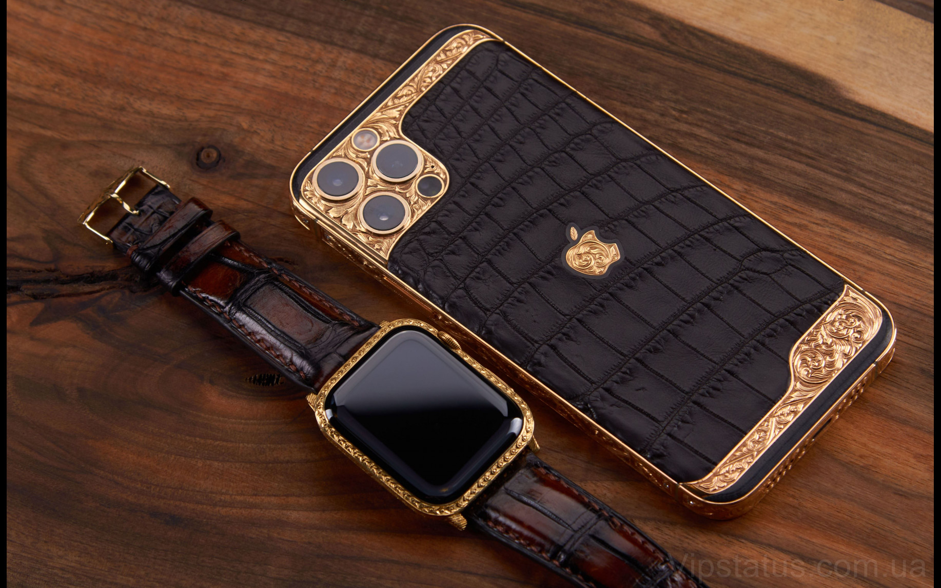Elite Gold Aristocrate Apple Watch 6 Gold Aristocrate Apple Watch 6 image 5