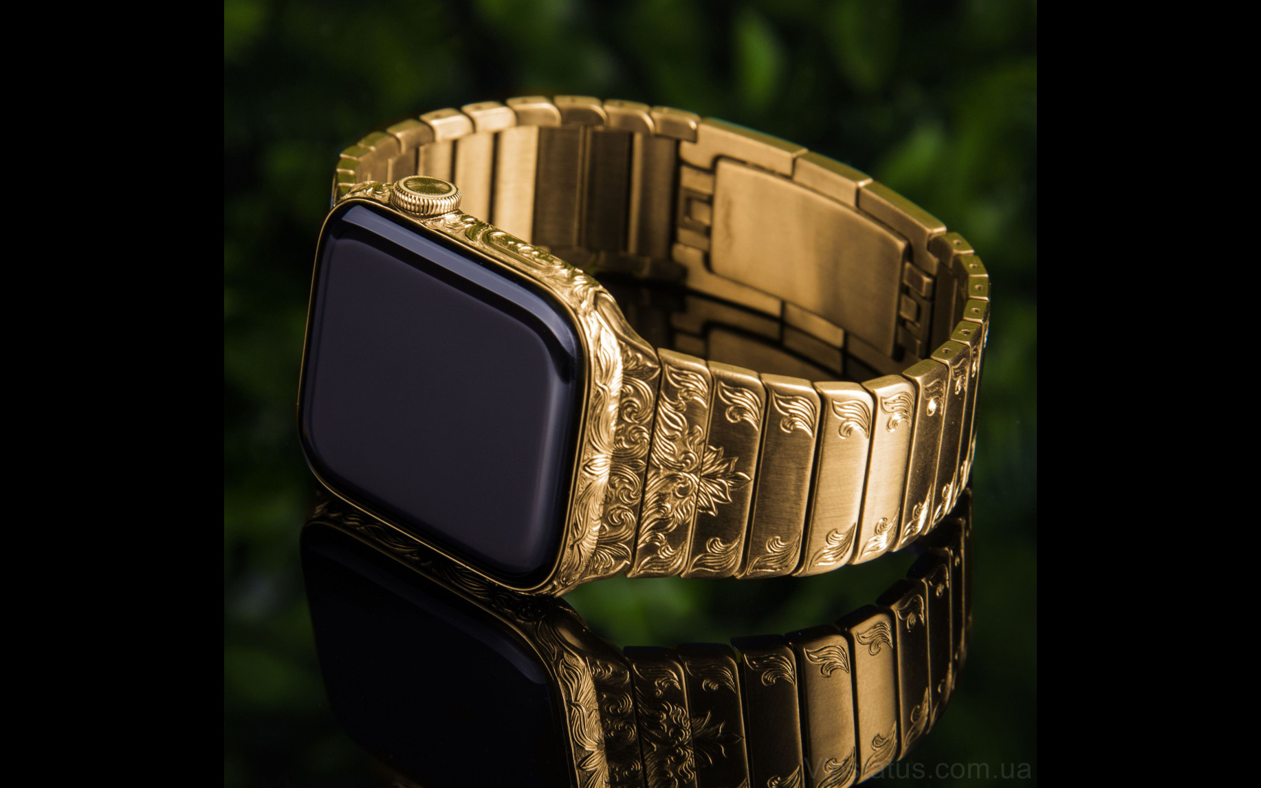 Elite Gold Star Apple Watch 5 Sapphire Gold Star Apple Watch 5 Sapphire image 6