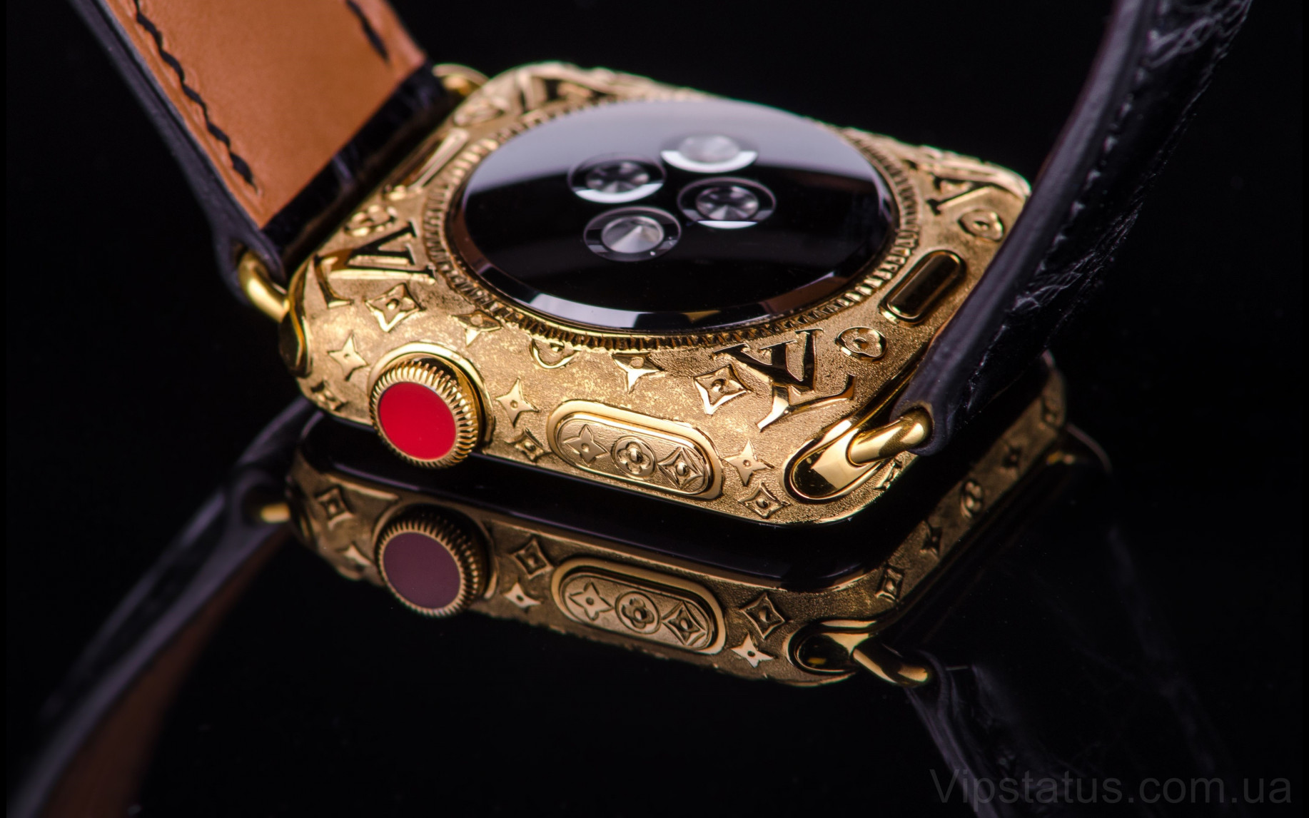 Элитный Louis Vuitton Apple Watch 5 Louis Vuitton Apple Watch 5 изображение 5