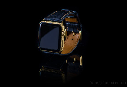 Monarch Gold Apple Watch 5 Sapphire image