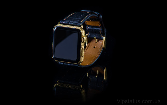 Элитный Monarch Gold Apple Watch 5 Monarch Gold Apple Watch 5 изображение 1