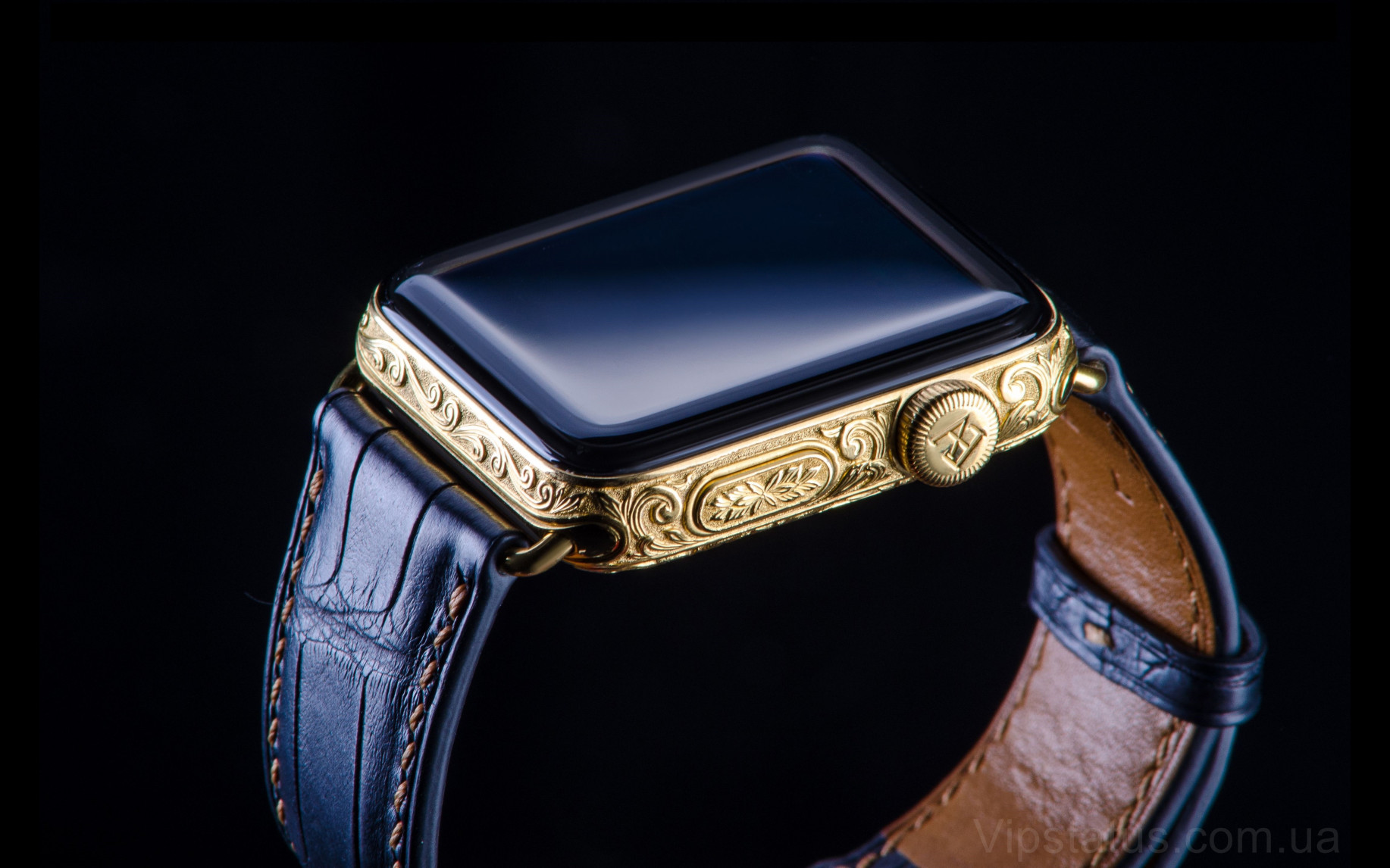 Elite Monarch Gold Apple Watch 5 Monarch Gold Apple Watch 5 image 2