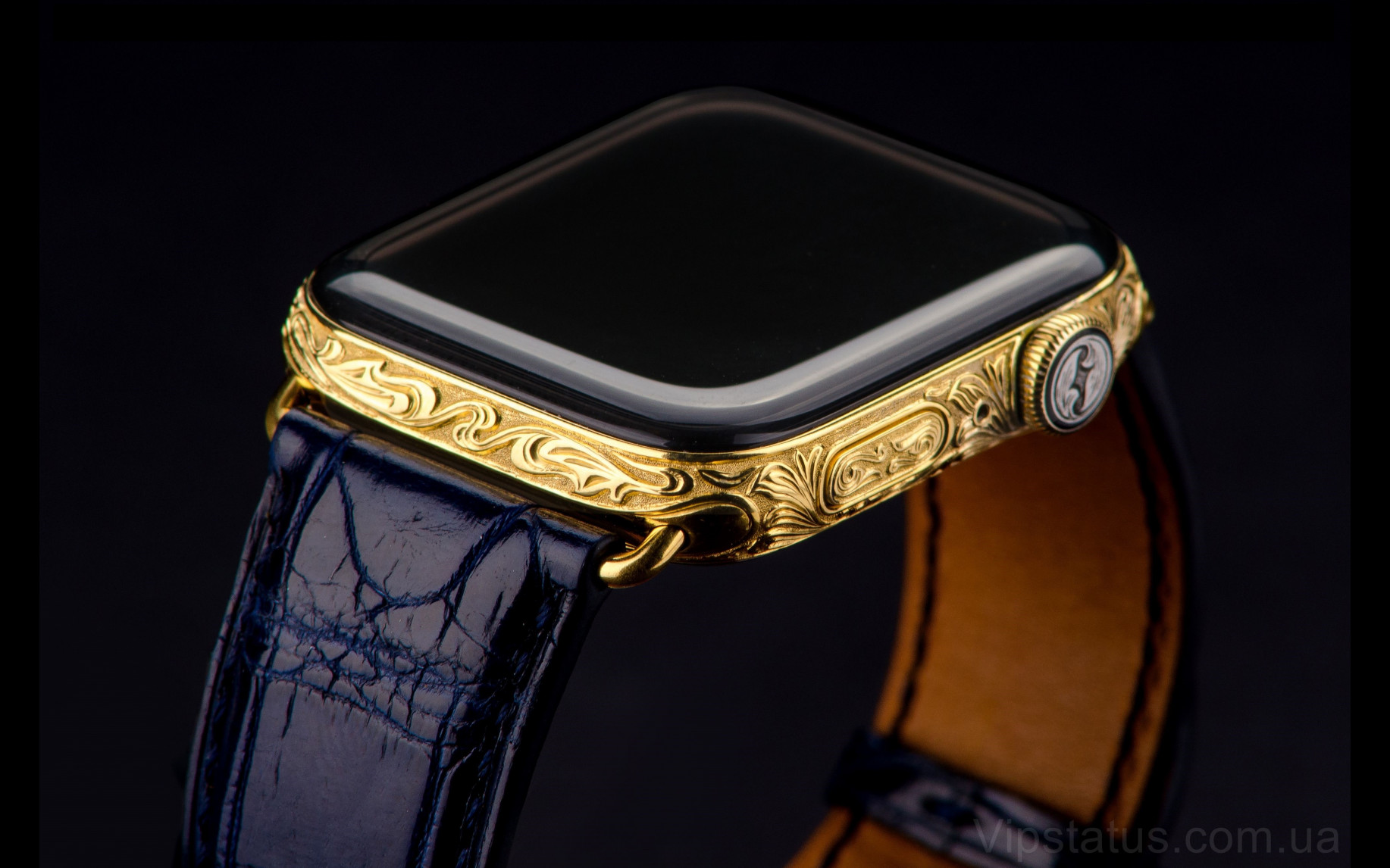 Элитный Monarch Gold Apple Watch 5 Monarch Gold Apple Watch 5 изображение 5