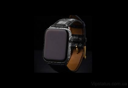 Monarch Platinum Apple Watch 7 image