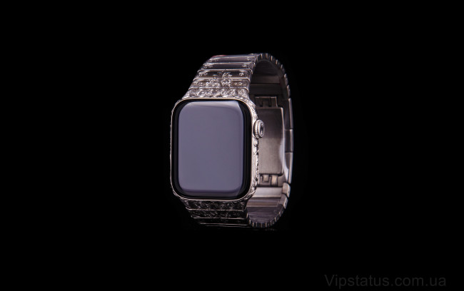 Elite Platinum Star Apple Watch 6 Platinum Star Apple Watch 6 image 1