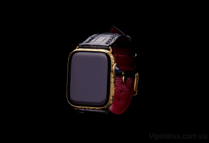 Sapphire Monarch Apple Watch 6 изображение