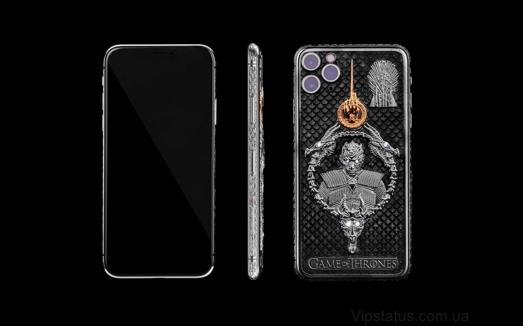 Elite Game of Thrones IPHONE 12 PRO MAX 512 GB Game of Thrones IPHONE 12 PRO MAX 512 GB image 6