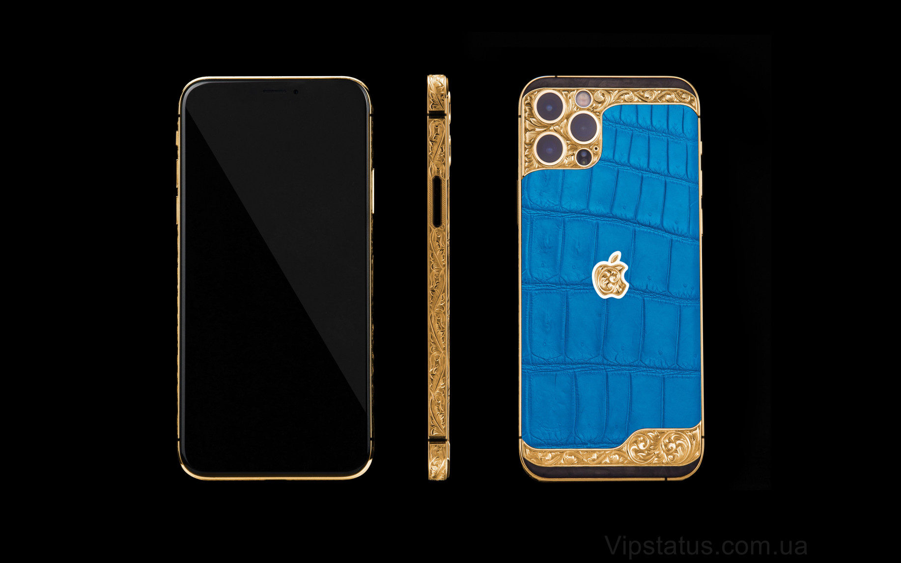 Elite Azure Queen Edition IPHONE 12 PRO MAX 512 GB Azure Queen Edition IPHONE 12 PRO MAX 512 GB image 4
