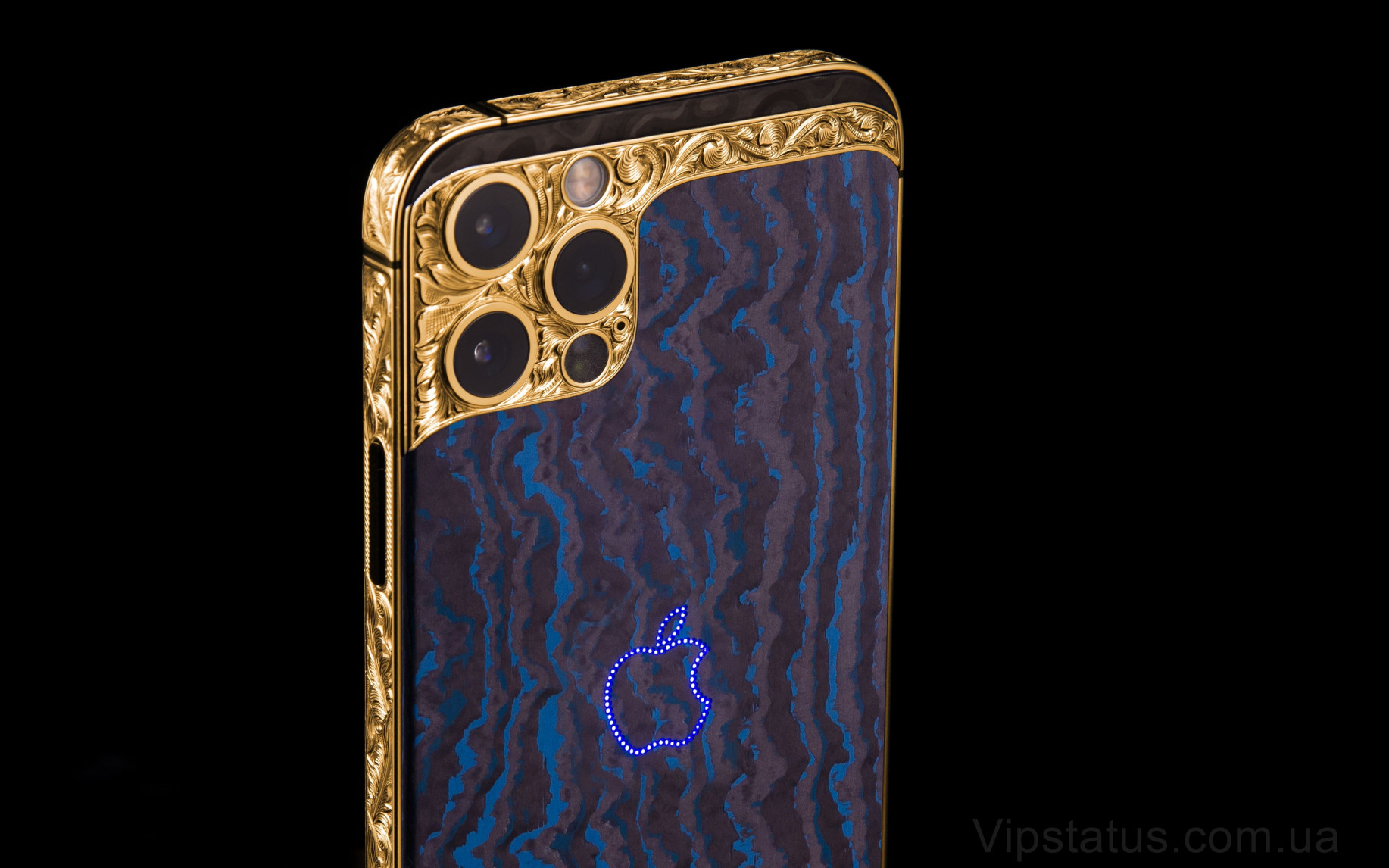 Elite Blue Dream Edition IPHONE 12 PRO MAX 512 GB Blue Dream Edition IPHONE 12 PRO MAX 512 GB image 2