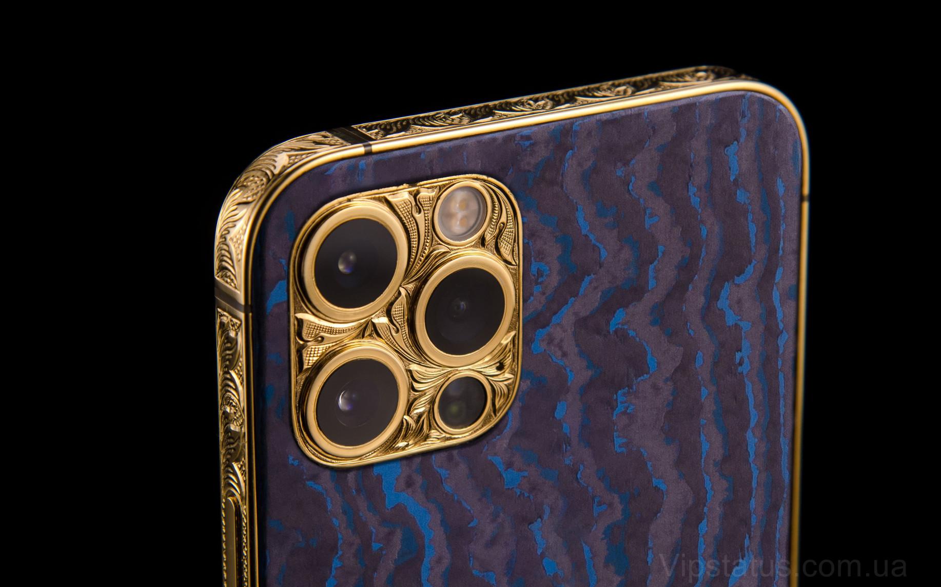 Elite Blue Dream Gold IPHONE 12 PRO MAX 512 GB Blue Dream Gold IPHONE 12 PRO MAX 512 GB image 3