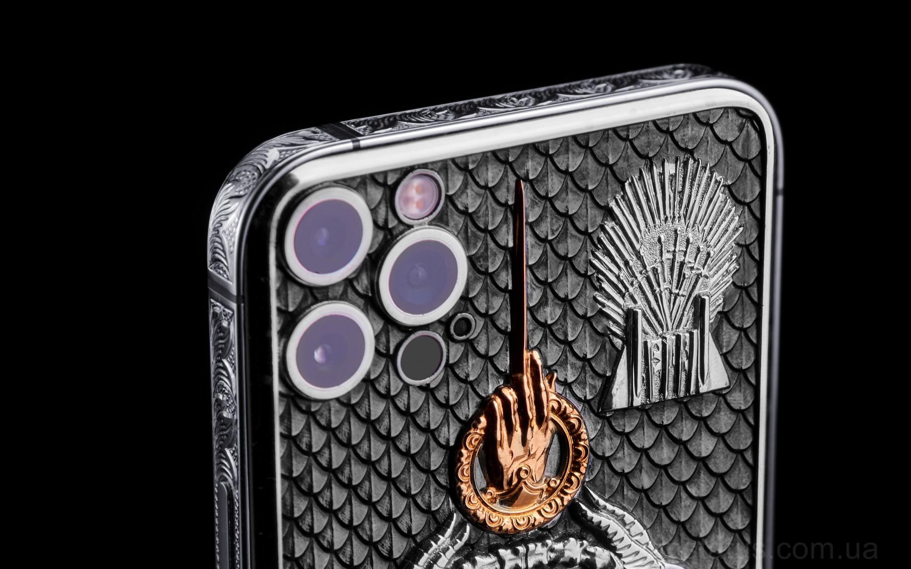 Elite Game of Thrones IPHONE 12 PRO MAX 512 GB Game of Thrones IPHONE 12 PRO MAX 512 GB image 5