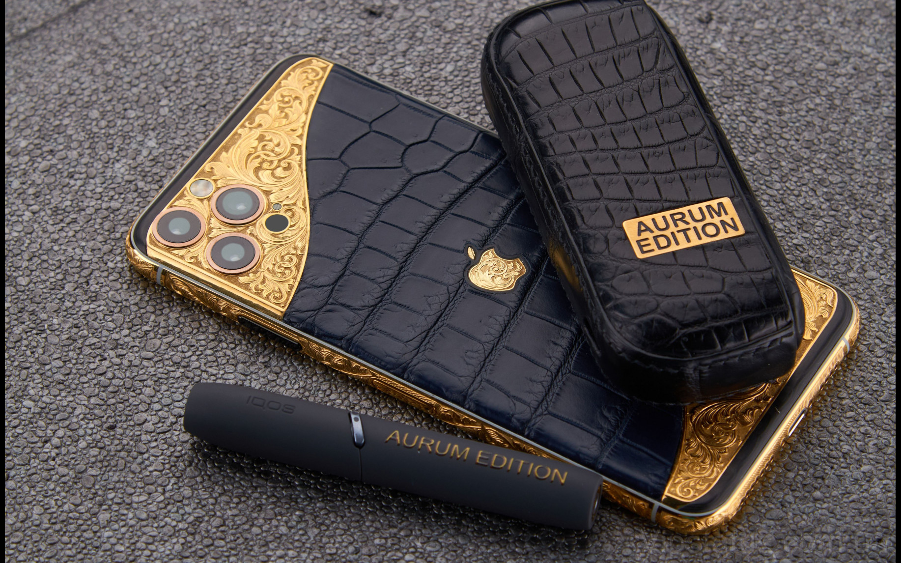 Elite Gold Aristocrate IPHONE 12 PRO MAX 512 GB Gold Aristocrate IPHONE 12 PRO MAX 512 GB image 5