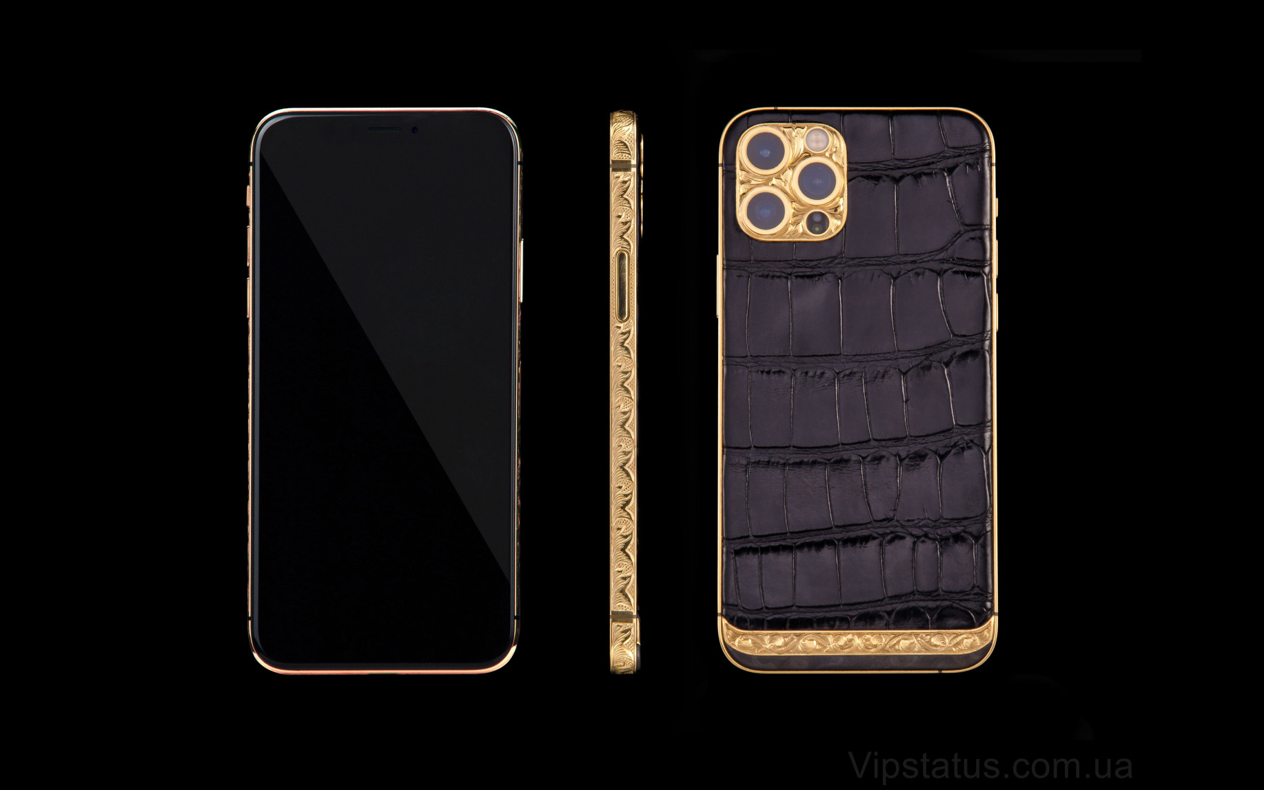 Elite Gold Edition IPHONE 12 PRO MAX 512 GB Gold Edition IPHONE 12 PRO MAX 512 GB image 8