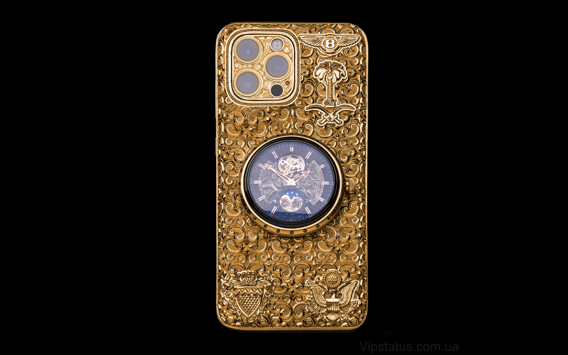 Elite Golden Ring of Time IPHONE 12 PRO MAX 512 GB Golden Ring of Time IPHONE 12 PRO MAX 512 GB image 2